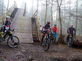 Muschivomvenn_Startturm Bikepark Aachen