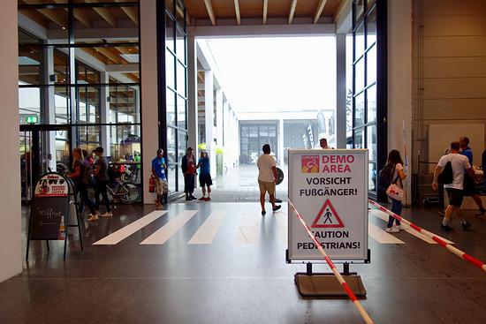 muschivomvenn_eurobike_vorsicht fussgänger